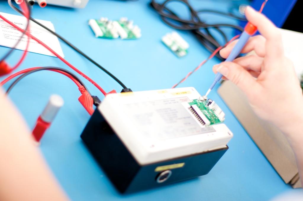 Batteriladdare tillverkade i Sverige